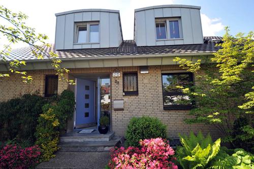 Umbau eines einfamilienhauses zu einem zweifamilienhaus in for Fertig zweifamilienhaus